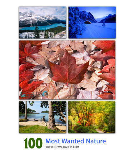 Most Wanted Nature Widescreen Wallpapers Cover%28Downloadha.com%29 دانلود مجموعه 100 والپیپر از طبیعت Most Wanted Nature Widescreen Wallpapers