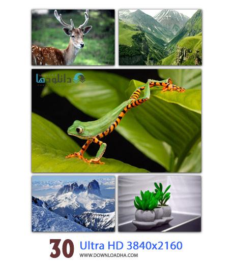 Ultra HD 3840x2160 Cover%28Downloadha.com%29 دانلود مجموعه 30 والپیپر متنوع با کیفیت خارق العاده Ultra HD 3840x2160 Wallpaper Pack
