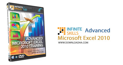 Advanced Microsoft Excel 2010 %28Downloadha.com%29 دانلود آموزش پیشرفته اکسل 2010   Advanced Microsoft Excel 2010