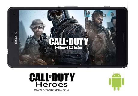دانلود بازی Call of Duty Heroes, دانلود بازی Call of Duty Heroes برای اندروید, دانلود بازی کال او دیوتی, دانلود بازی کال او دیوتی برای اندروید, دانلود دیتا Call of Duty Heroes, دانلود دیتا بازی Call of Duty Heroes,