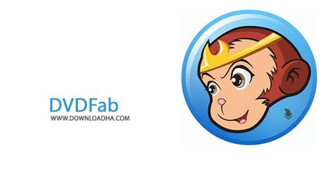 DVDFab Cover%28Downloadha.com%29 دانلود نرم افزار DVDFab 9.2.0.0 رایت و شکستن قفل DVD