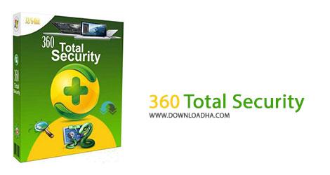 Total Security Cover%28Downloadha.com%29 دانلود نرم افزار Total Security 6.6.1.1024 360 توتال سیکوریتی