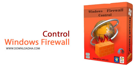 Windows Firewall Control Cover%28Downloadha.com%29 دانلود نرم افزار کنترل فایروال ویندوز Windows Firewall Control v4.5.0.0