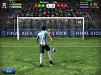 final-kick-Screenshot