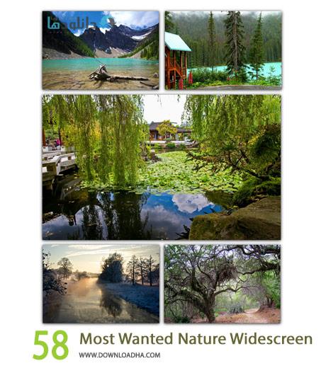 58 Most Wanted Nature Widescreen Cover%28Downloadha.com%29 دانلود مجموعه 58 والپیپر عریض با موضوع طبیعت