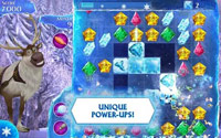 Frozen Free Fall ss2 s%28Downloadha.com%29 دانلود بازی معمایی و زیبای فروزن Frozen Free Fall 3.4.0 برای اندروید