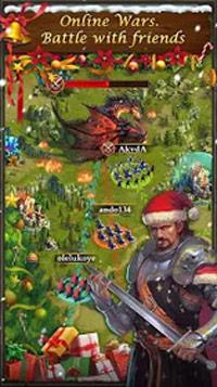 Kings Empire ss1 s%28Downloadha.com%29 دانلود بازی استراتژیک امپراتوری پادشاهی King's Empire 2.0.7 برای اندروید