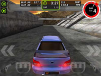 Rally Racer Dirt ss1 s%28Downloadha.com%29 دانلود بازی مهیج مسابقات رالی Rally Racer Dirt 1.3.1 برای اندروید
