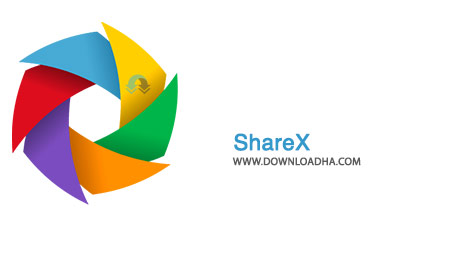 ShareX Cover%28Downloadha.com%29 دانلود نرم افزار تهیه عکس از دسکتاپ ShareX 10.4.0 برای اندروید