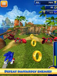 Sonic Dash ss2 s%28Downloadha.com%29 دانلود بازي سونيك دش Sonic Dash 3.5.0.Go اندرويد