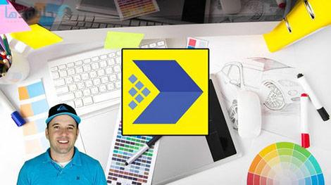 دانلود فیلم آموزش طراحی لوگو توسط نرم افزار ادوب ایلوستریتوردانلود پارت ۱ از لینک مستقیم