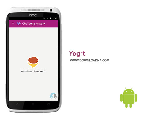 Yogrt Cover%28Downloadha.com%29 دانلود شبکه اجتماعی سرگرم کننده Yogrt 2.0.6 برای اندروید