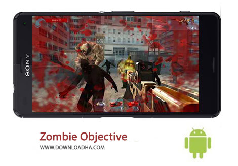Objective download apk mod zombie