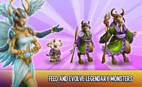 monster legends ss2 s(Downloadha.com) دانلود بازی شبیه سازی و مهیج افسانه های هیولا Monster Legends 3.2.2 برای اندروید