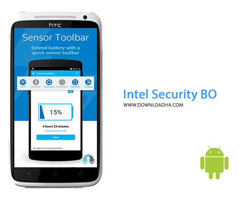 Intel Security Battery Optimizer Cover%28Downloadha.com%29 دانلود نرم افزار مدیریت مصرف باتری Intel Security Battery Optimizer 2.1.1.549   اندروید
