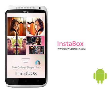 InstaBox Cover%28Downloadha.com%29 دانلود نرم افزار ویرایش قدرتمند تصاویر InstaBox 3.01 برای اندروید