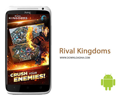 Rival Kingdoms Cover%28Downloadha.com%29 دانلود بازی اکشن و مهیج عصر تباهی Rival Kingdoms Age of Ruin 1.25.0.1196 برای اندروید