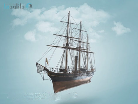 Photoshop-Composition-Tutorial-Flying-Boat-Cover