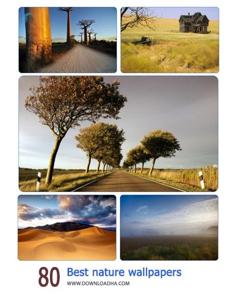 80Best nature wallpapers2 Cover%28Downloadha.com%29 دانلود مجموعه 80 والپیپر از طبیعت زیبا