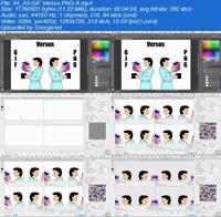 Photoshop For The Web Tutorial. A Definite Training Course ss s%28Downloadha.com%29 دانلود فیلم آموزش فتوشاپ برای وب