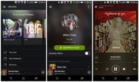 Spotify-Music-Screenshot