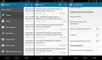 Wordpress Android ss s%28Downloadha.com%29 دانلود نرم افزار مدیریت محتوای وردپرس WordPress 5.8 rc 1   اندروید
