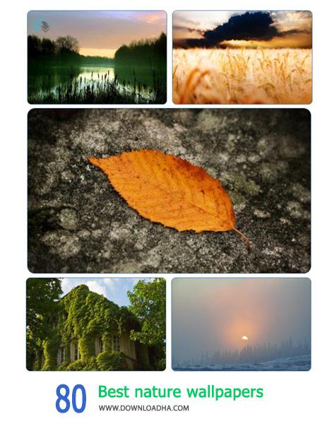 80 Best nature wallpapers Cover%28Downloadha.com%29 دانلود مجموعه 80 والپیپر زیبا از طبیعت