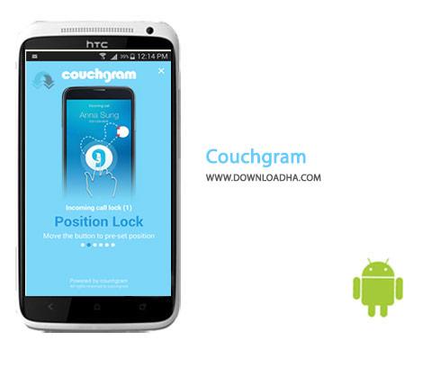 Couchgram Cover%28Downloadha.com%29 دانلود نرم افزار ارتباطی Couchgram 3.3.7   اندروید