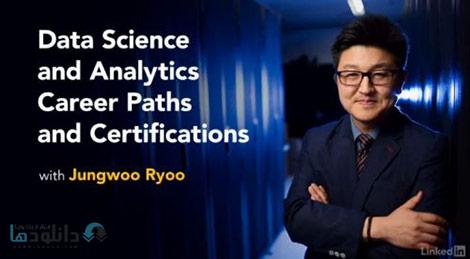 Data Science and Analytics Career Paths and Certifications Cover%28Downloadha.com%29 دانلود فیلم آموزش علم داده و آنالیز سابقه شغلی