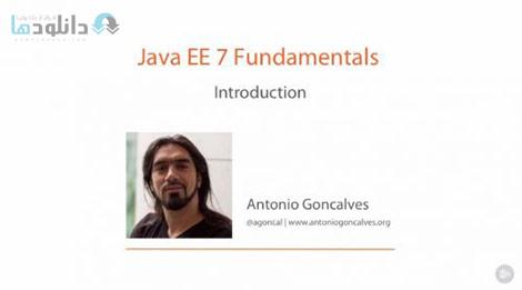 Java EE 7 Fundamentals Cover%28Downloadha.com%29 دانلود فیلم آموزش اصول Java EE 7