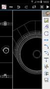 CorelCAD ss1 s%28Downloadha.com%29 دانلود نرم افزار طراحی CorelCAD 16.5.22   اندروید