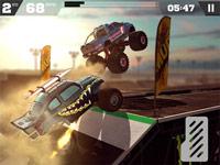 MMX Racing ss2 s%28Downloadha.com%29 دانلود بازی مسابقه ای MMX Racing 1.16.9312   اندروید