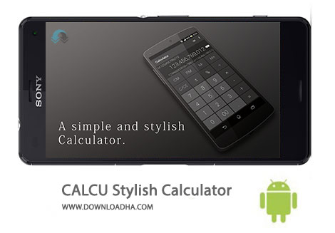 CALCU-Stylish-Calculator-Cover