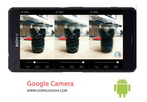 Google Camera Cover%28Downloadha.com%29 دانلود برنامه دوربین گوگل Google Camera 2.5.052 برای اندروید