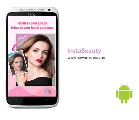 دانلود نرم افزار زیباسازی پوست InstaBeauty 4.0.8 – اندروید