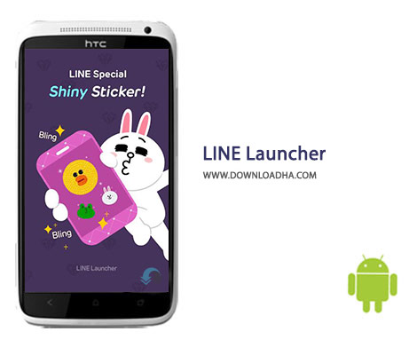 LINE-Launcher-Cover