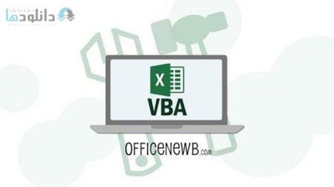 Master Microsoft Excel Macros and VBA with 5 Simple Projects Cover%28Downloadha.com%29 دانلود <a style=