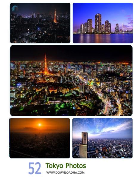 52 Tokyo Photos Cover%28Downloadha.com%29 دانلود مجموعه 52 والپیپر از شهر توکیو