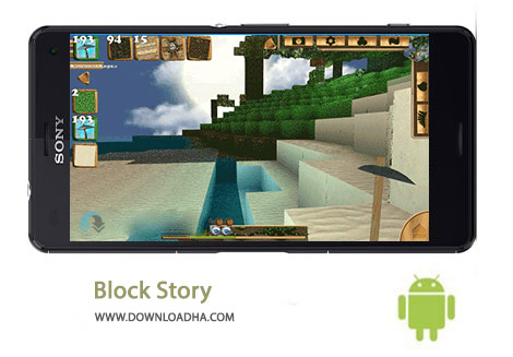 Block Story Cover%28Downloadha.com%29 دانلود بازی نقش آفرینی بلاک استوری Block Story Premium FULL 10.5.4 برای اندروید