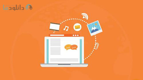 Blogging for Beginners Cover%28Downloadha.com%29 دانلود فیلم آموزش وبلاگ نویسی برای مبتدیان