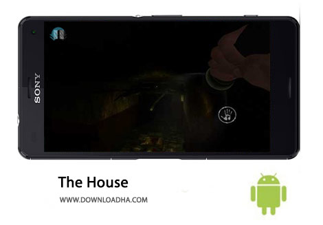 The House Cover%28Downloadha.com%29 دانلود بازی اکشن و ترسناک خانه The House 1.08 برای اندروید