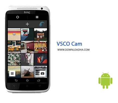 VSCO Cam Cover%28Downloadha.com%29 دانلود نرم افزار مدیریت قدرتمند تصاویر VSCO Cam 3.5 برای اندروید
