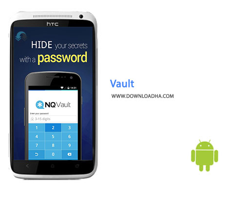 Vault Cover%28Downloadha.com%29 دانلود نرم افزار حفظ حریم خصوصی Vault 6.4.24.22   اندروید