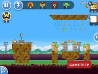 Angry Birds Friends ss2 s%28Downloadha.com%29 دانلود بازی انگری بردز دوستان Angry Birds Friends 2.6.1   اندروید