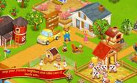Farm Town ss2 s%28Downloadha.com%29 دانلود بازی زیبای شهر کشاورزی Farm Town:Happy City Day Story 1.67 برای اندروید