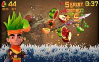 Fruit Ninja ss1 s%28Downloadha.com%29 دانلود آخرین نسخه بازی فرویت نینجا Fruit Ninja Premium 2.3.4 برای اندروید