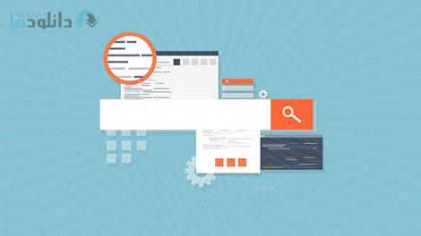 How to Register a Domain Cover%28Downloadha.com%29 دانلود فیلم آموزش ثبت دامنه