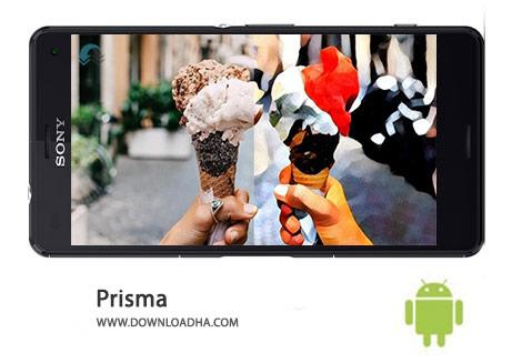 Prisma Cover%28Downloadha.com%29 دانلود نرم افزار پریزما Prisma 1.1 Build 16   اندروید