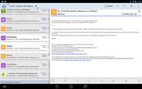 Aqua Mail ss1 s%28Downloadha.com%29 دانلود نرم افزار مدیریت ایمیل Aqua Mail 1.6.2.9   اندروید