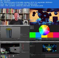 Animating with Deformers in Cinema 4D ss s%28Downloadha.com%29 دانلود فیلم آموزش انیمیشن سازی توسط دیفورمرهای Cinema 4D